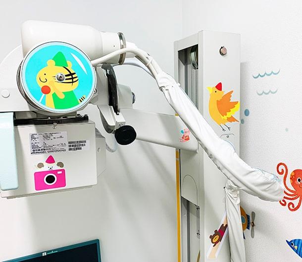 エックス線室4